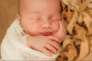 Sleepy Little one